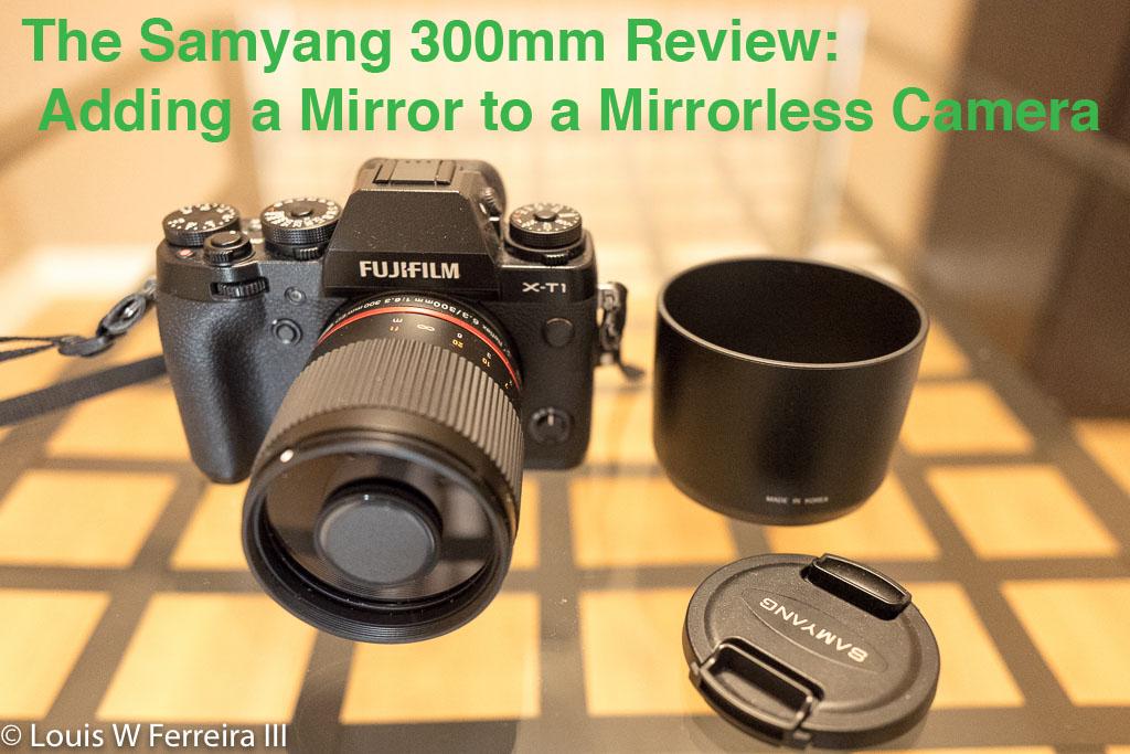 The Samyang Reflex 300mm f/6 3 ED UMC CS Lens Review: Adding