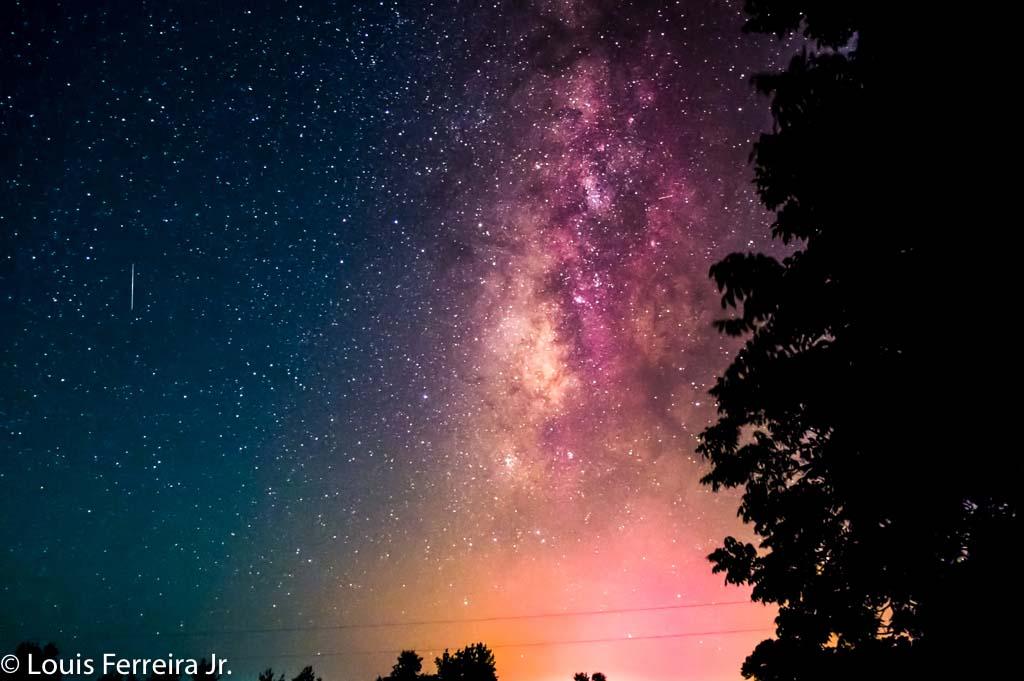 Night Sky color