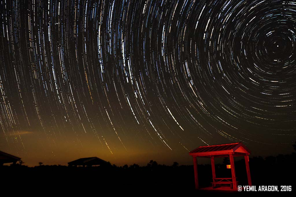 Yemil _star_trails