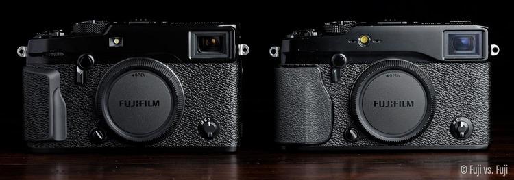 Fuji+Fujifilm+X-Pro2+X-Pro1