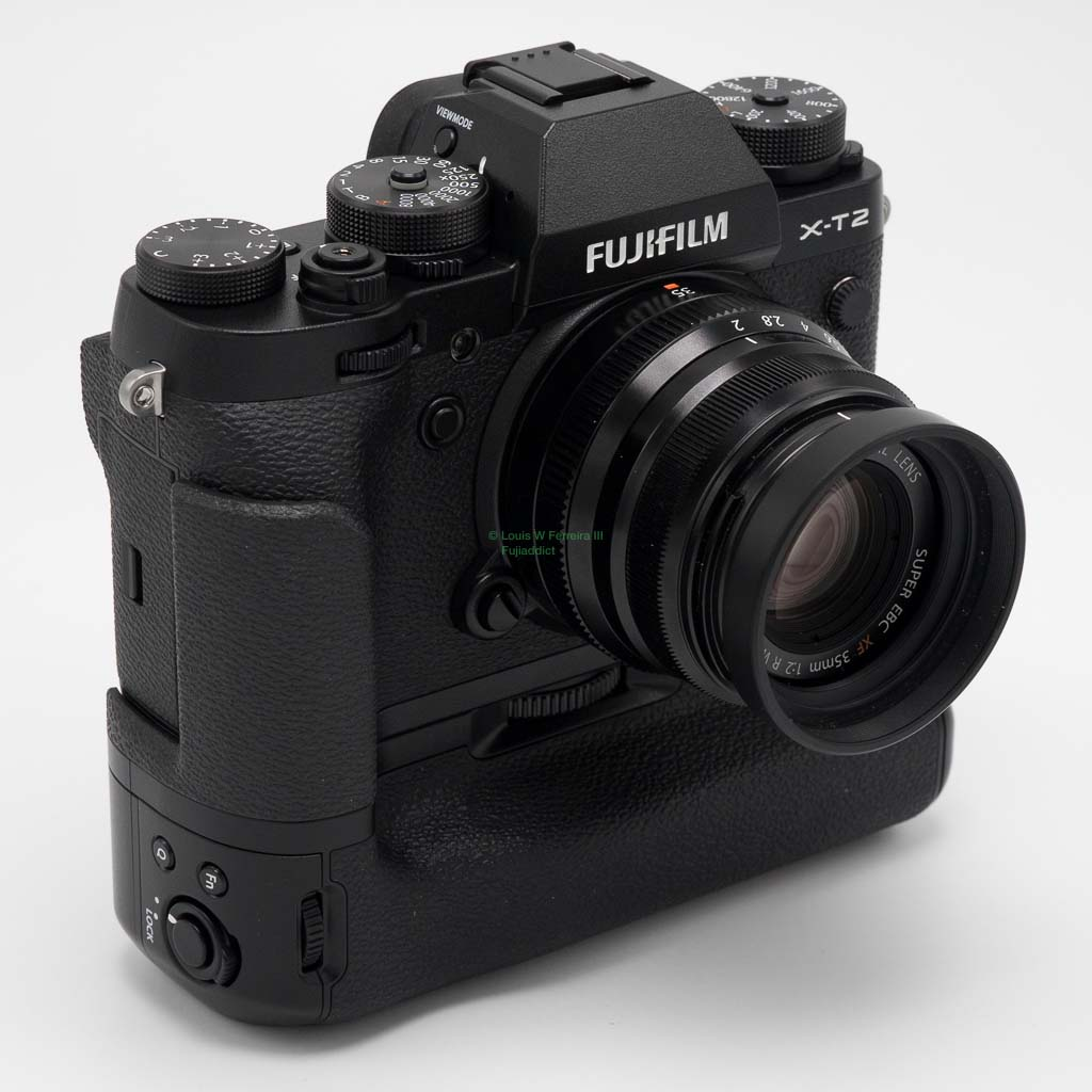 Fujifilm X-T2 Firmware 1.10, Tethered Shooting Software and Raw File Converter EX 2.0