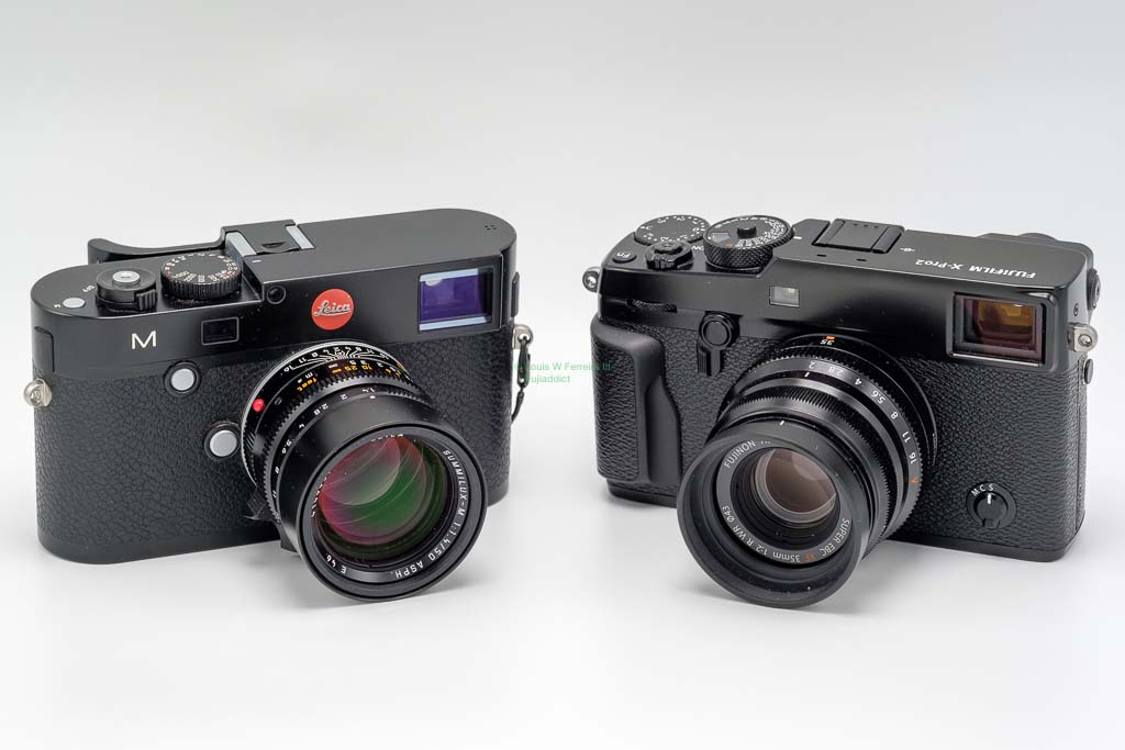 The Fujifilm X-Pro2 vs Leica M: Imitation is The Highest Form of Flattery?