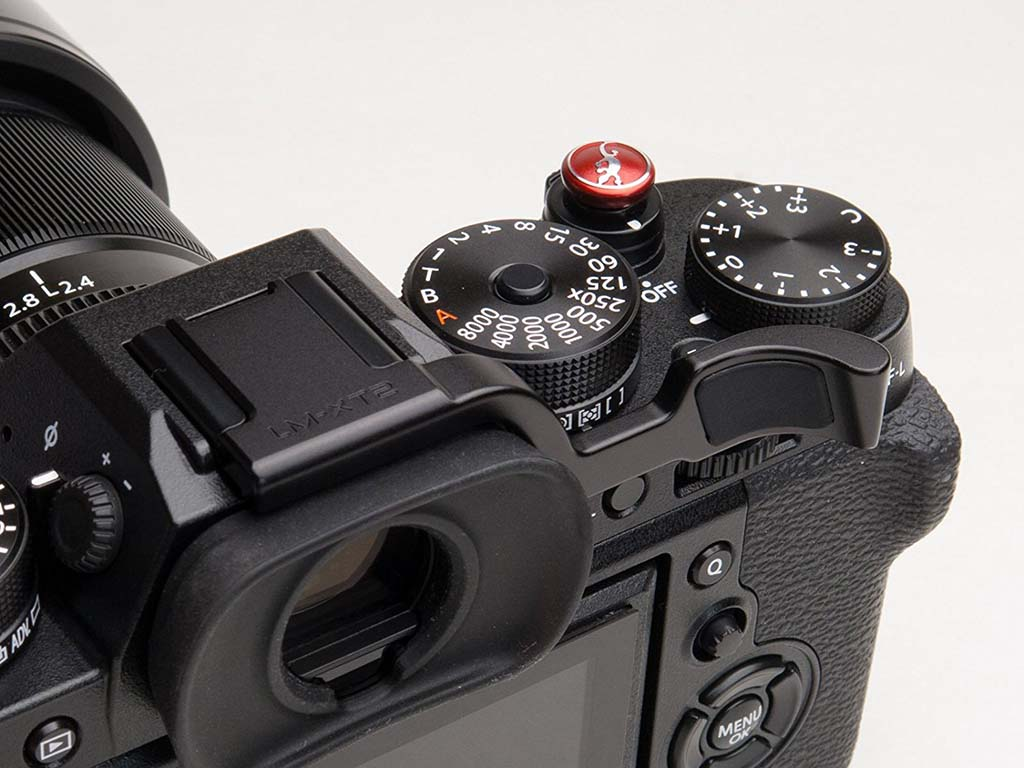 Fujifilm X T2 Lensmate Thumbrest Announced Fuji Addict Body Black Released A New For The Lm Xt2 Is Engineered Specifically Also Fits T1 With Ideal Length