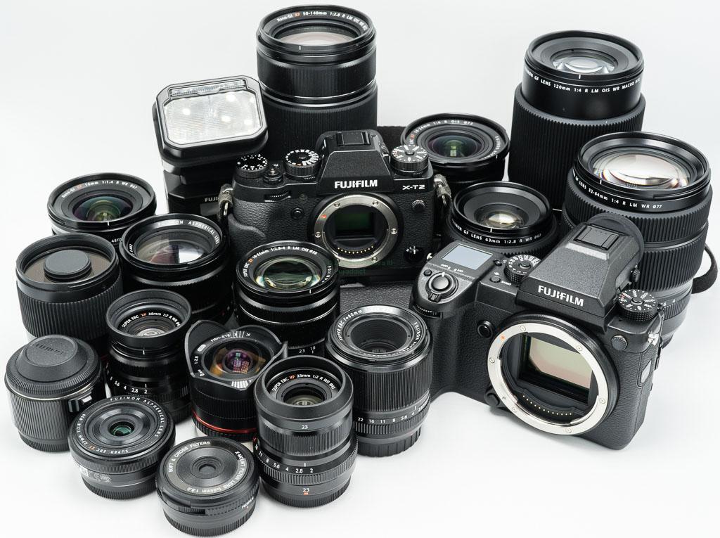 Kết quả hình ảnh cho Firmware Updates For Fujifilm X-H1, X-T2, X-Pro2, X-E3, X100F & GFX Cameras