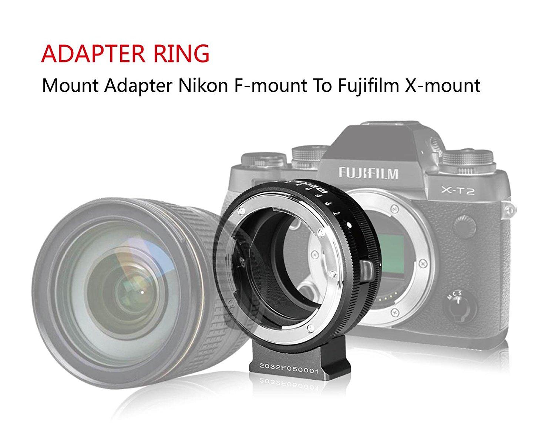 through the Nikon F-Mount - Nikon Df: an F-Mount oddity