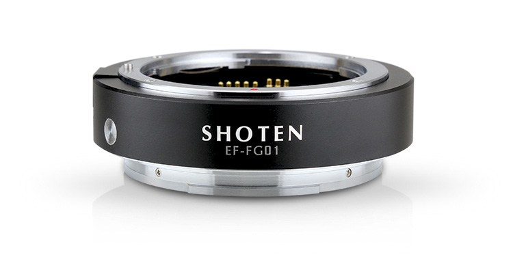 Shoten (Techart) EF-FG 01 Firmware Update 2 0 1 - Fuji Addict
