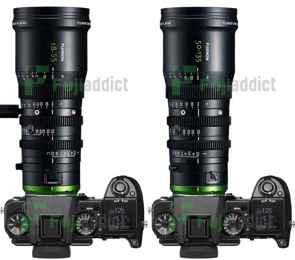 Fujifilm X-H1 and Fujinon MK Lenses Together at Last and