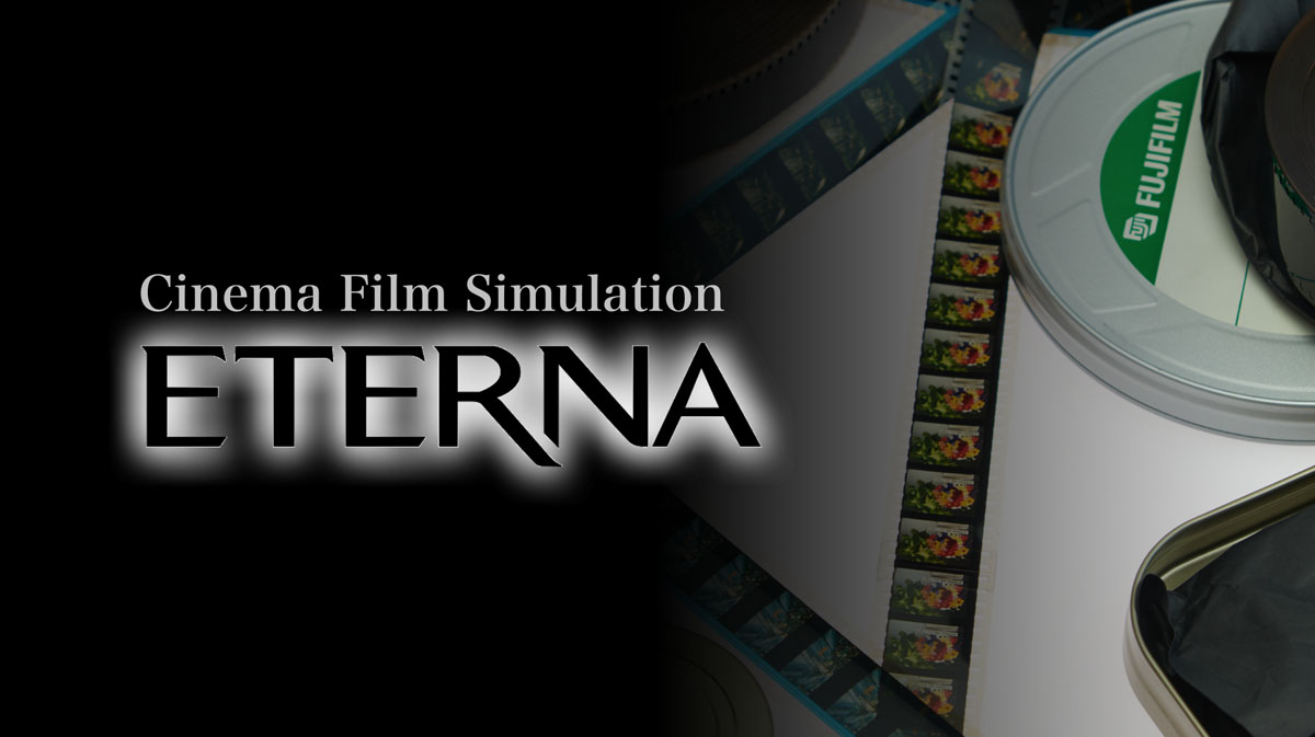 The Fujifilm X-H1 Development Story Film Simulation ETERNA