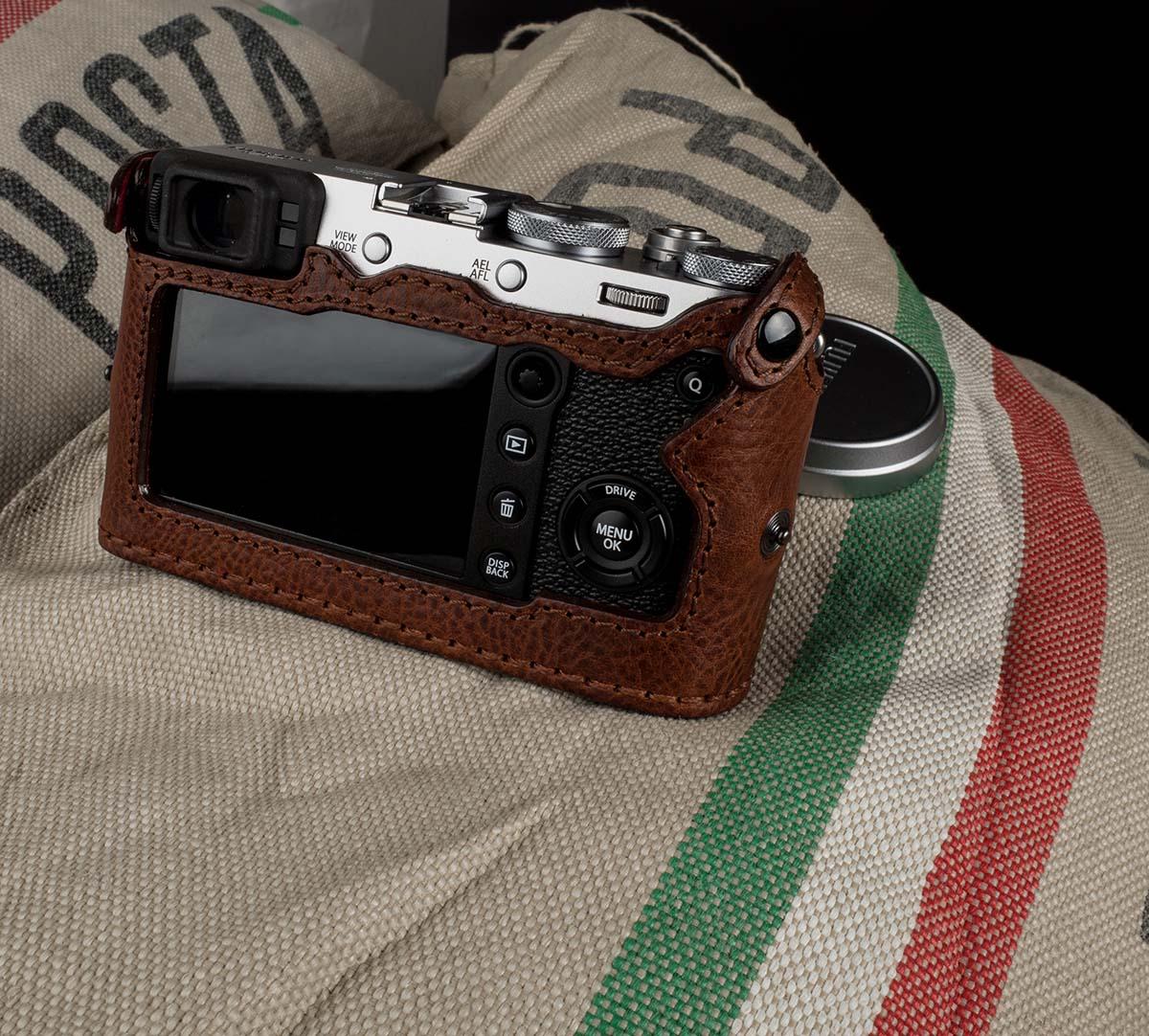 Angelo Pelle Fujifilm X100F And GFX50S Cases - Fuji Addict