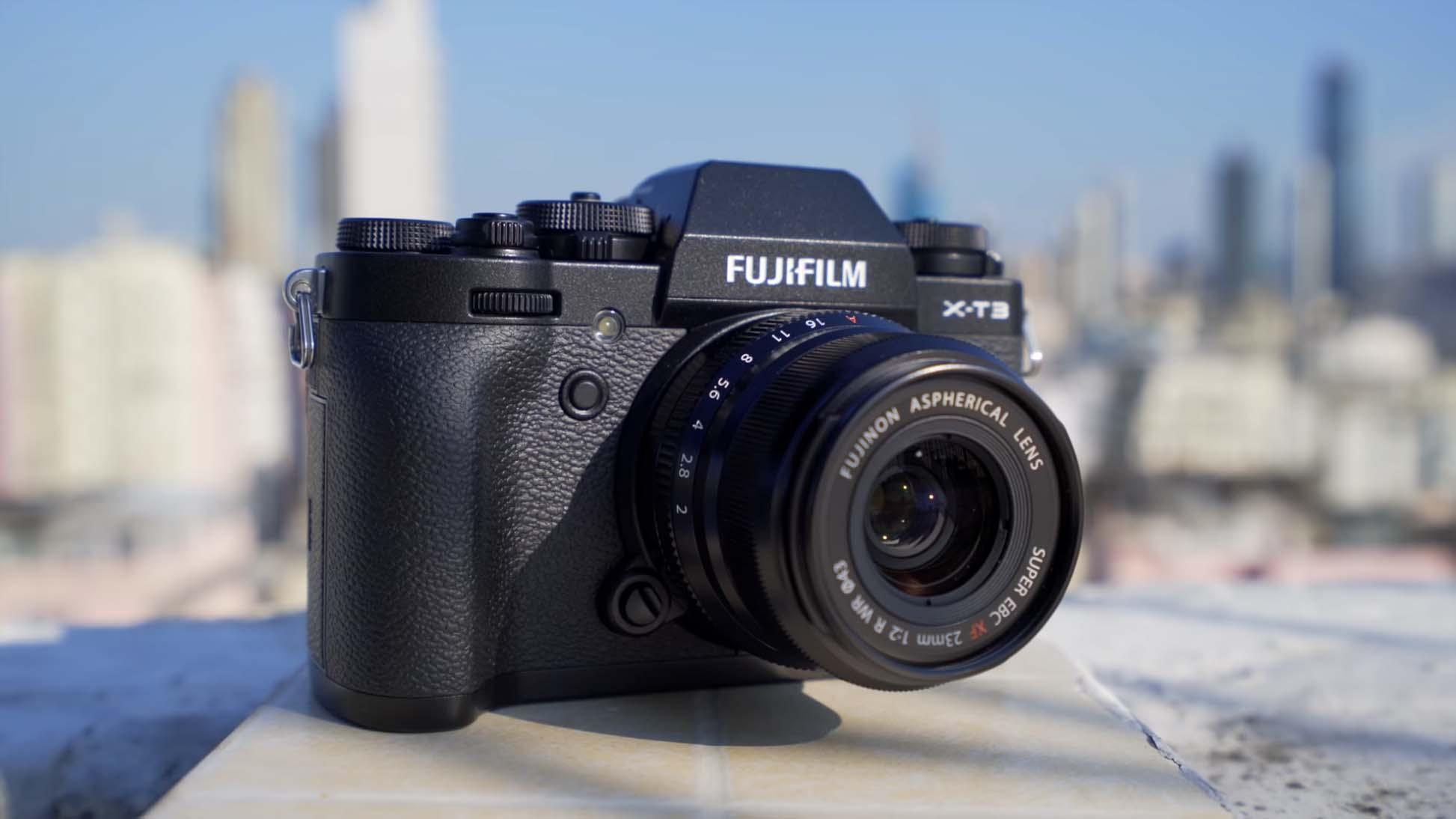 Fujifilm X T3 First Lok Who Needs Full Frame Fuji Addict