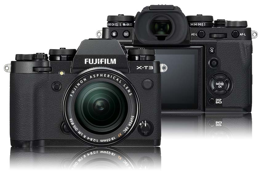 Fujifilm X-T3 Camera Body Firmware Update Ver.3.01 - Fuji Addict