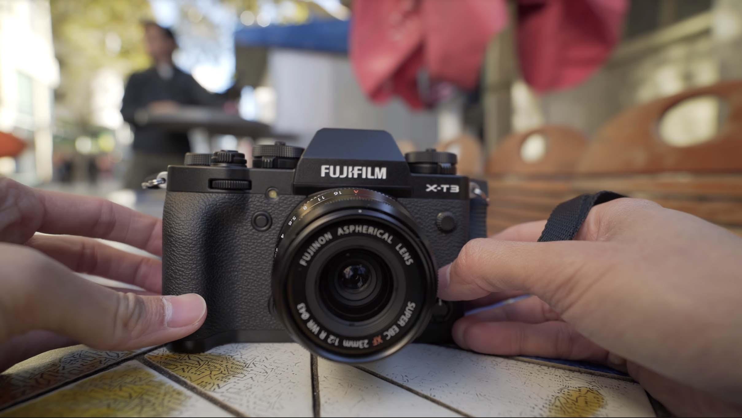 Fujifilm X-T3 Roundup: Fujifilm vs The Competition, Capture One