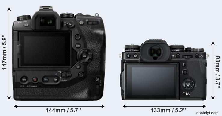 Apotelyt Fujifilm X-T3 vs Olympus E-M1X Comparison - Fuji Addict