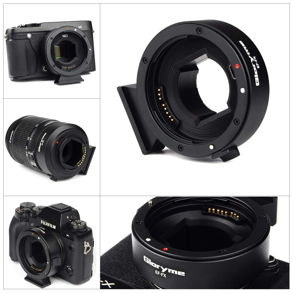 Gloryme EF-FX Auto Focus Lens Adapter Series Lens