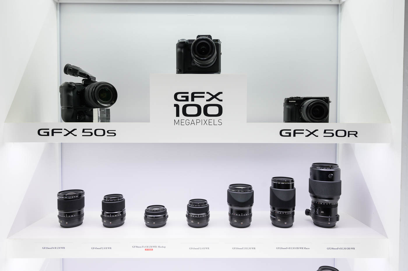 FUJIFILM AT CP + 2019 Interview: Fujifilm GFX100Mpx, GFX