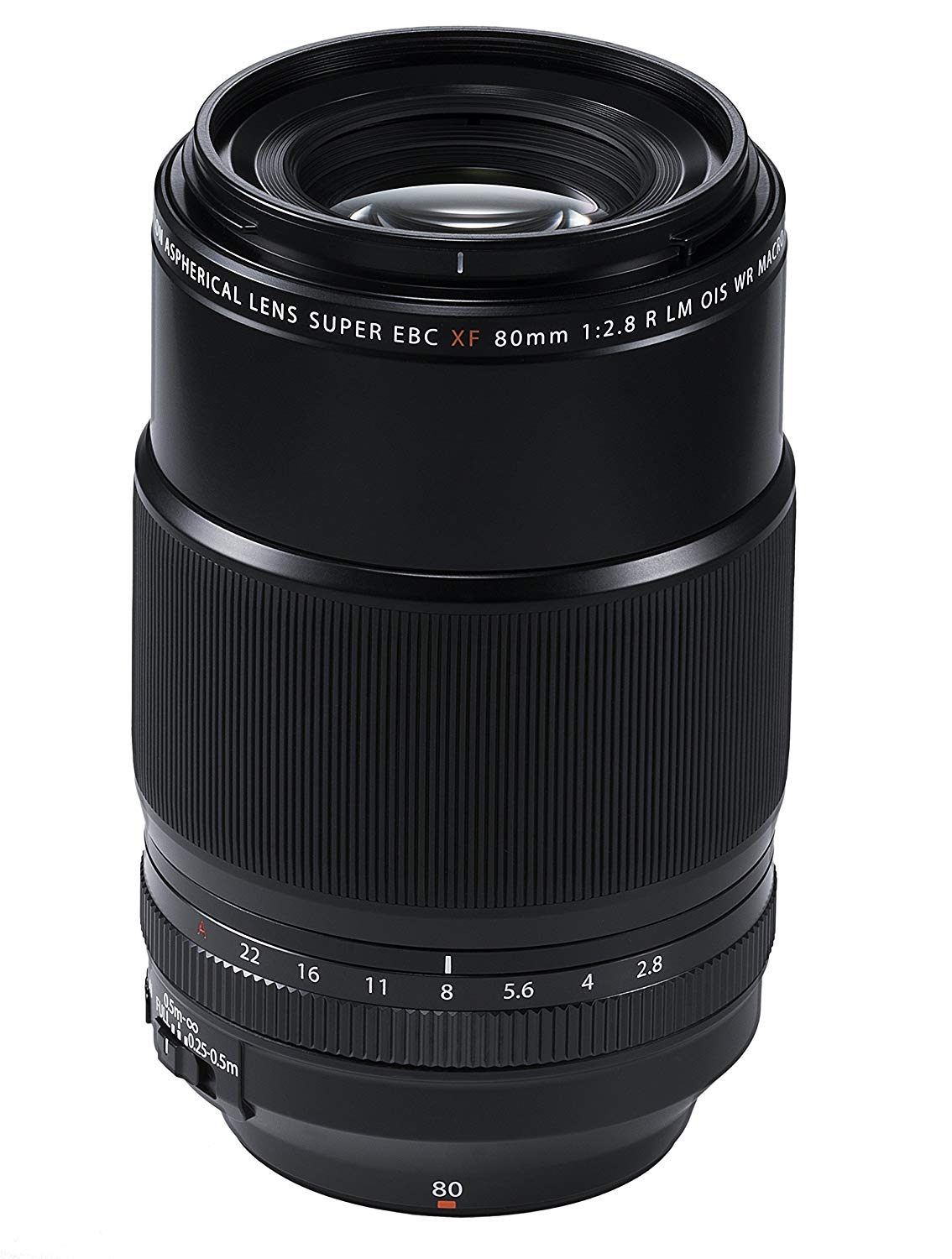 Optical Limits: Fujinon XF 80mm f/2.8 R LM OIS WR Review